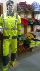 Fire retardant jacket and Pants