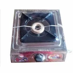 1 Stainless Steel Mini Single Coil Body Gas Stove