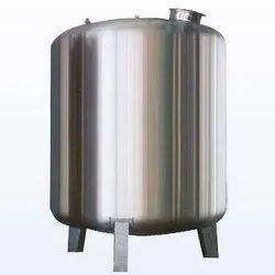 100 Litre Stainless Steel Chemical Tank