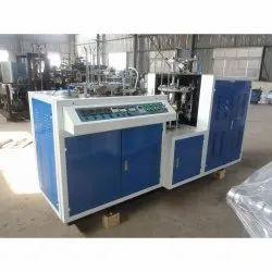Three Phase Disposable Glass Making Machine