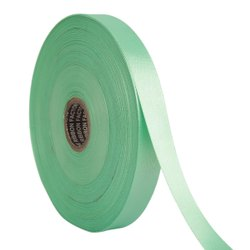 Double Satin NR - Pista Green Ribbons 25mm /1''inch 20mtr Length