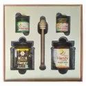 Diwali Gift Pack (Forest Honey, 250g , Royaljelly Honey , 250g , Neem Honey, 50g ,  Bee Pollen, 25g)
