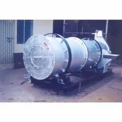 Rotary Sand Drum Dryer