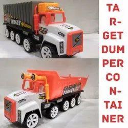 Plastic Target Dumper Container