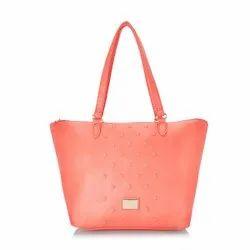 Caprese Peach Tote Bag