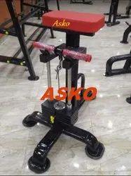 Gym Wrist Curl Machine, Size/Dimension: Standard, Model Name/Number: ASGF-055