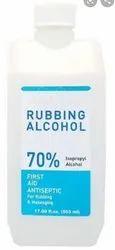 Alcohol Hand Rub