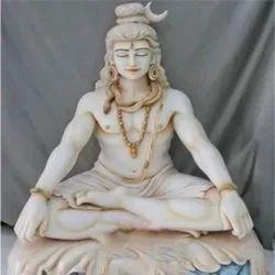 Lord Shiva Padamasan Statue