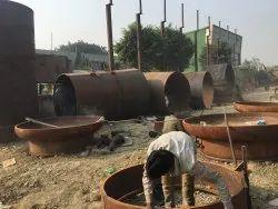 Steel Plate Rolling Services - Light & Heavy Plate Rolling Job