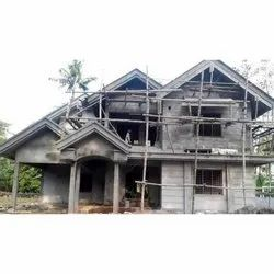 Concrete Frame Structures Commercial Projects Residential Construction Service, Local
