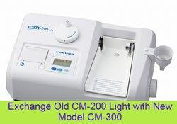 Ultrasound Bone Densitometer CM-200 Light