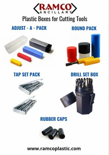 Plastic Tool Boxes for Engineering & Industrial Files