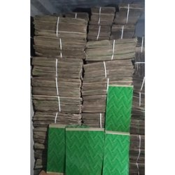 Green Printed Kela Patta Sheets, 360GSM, 300-500GSM