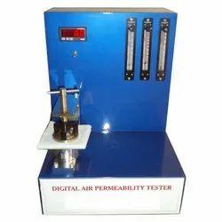 Air Permability Tester