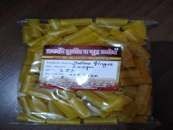 Yellow Finger Fryums, Packaging Size: 200 Grams