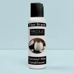 Coconut Milk Conditioner, ISO 9001:2008