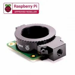 Raspberry Pi High Quality Camera With Interchangeable Lens Base