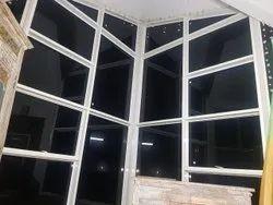 Transparent Toughened safety laminate glass
