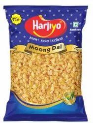 Harjiyo Moong Dal Namkeen, Packaging Size: 18 Gm