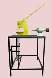 Slipper Making Machine Hand Press