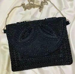 Designer Beaded Boho Bag