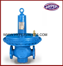 Back Pressure Regulating Valve