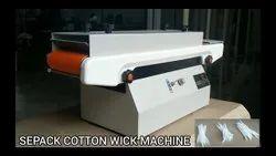 Sepack Wick Making Machine
