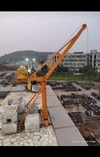 LIFTING MACHINE, For CONSTRUCTION, Capacity: 0-0.5 ton