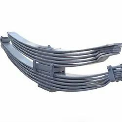 Metro Engineering Heavy Truck Leaf Spring, For Automobile Industry