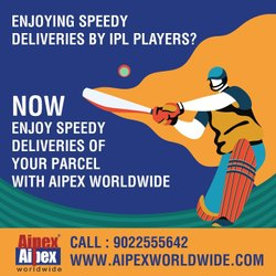 Same Day Air Express Couriers Services, Pune