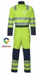 SafeCare Two Piece Coverall