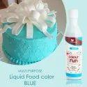 Blue Multi Purpose Liquid Food Colours