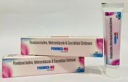 Povidone Iodine Metronidazole & Sucralfate Cream