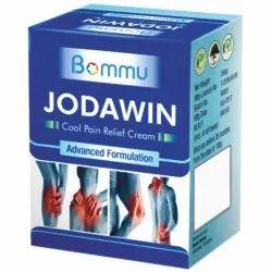 Jodawin Pain Relief Cream