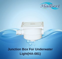 Junction Box For Underwater Light