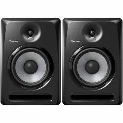 Pioneer Pro DJ S-DJ60X 6-Inch Active Reference Speaker, Black
