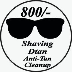 Shaving Dtan Anti-Tan Cleanup Service