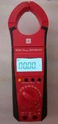AC Clamp Meters Model: ES1000 (0-1000A AC) Rishabh