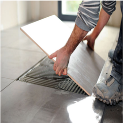 FLOORING Residential and Commercial Tile Installation Services, Waterproof