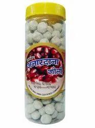 120 gms Badal Anardana Goli, Packaging Type: Plastic Bottle