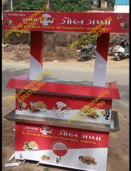 Steel Golgappa Counter