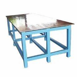 Ms Industrial Mild Steel Table