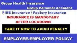 General Insurance - Gpa Policy, Group Personal Accident Policy, Age Limit: Above 8 Years