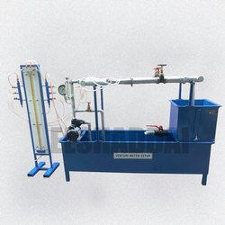 Rota Meter Setup Apparatus