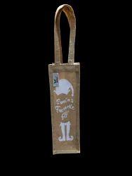 Christmas Wine Bottle Bag