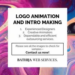 Logo Animation And Intro Making Service