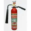 Safety Plus 2kg Co2 Fire Extinguishers, For Industrial