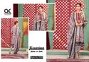 Al Karam Vol 2 Kesariya Karachi Printed Lawn Cotton Dress Material Catalog
