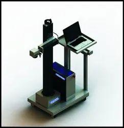 30W Laser Marking System