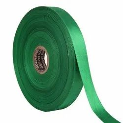 Double Satin NR - Peacock Green Ribbons 25mm/1''inch 20mtr Length